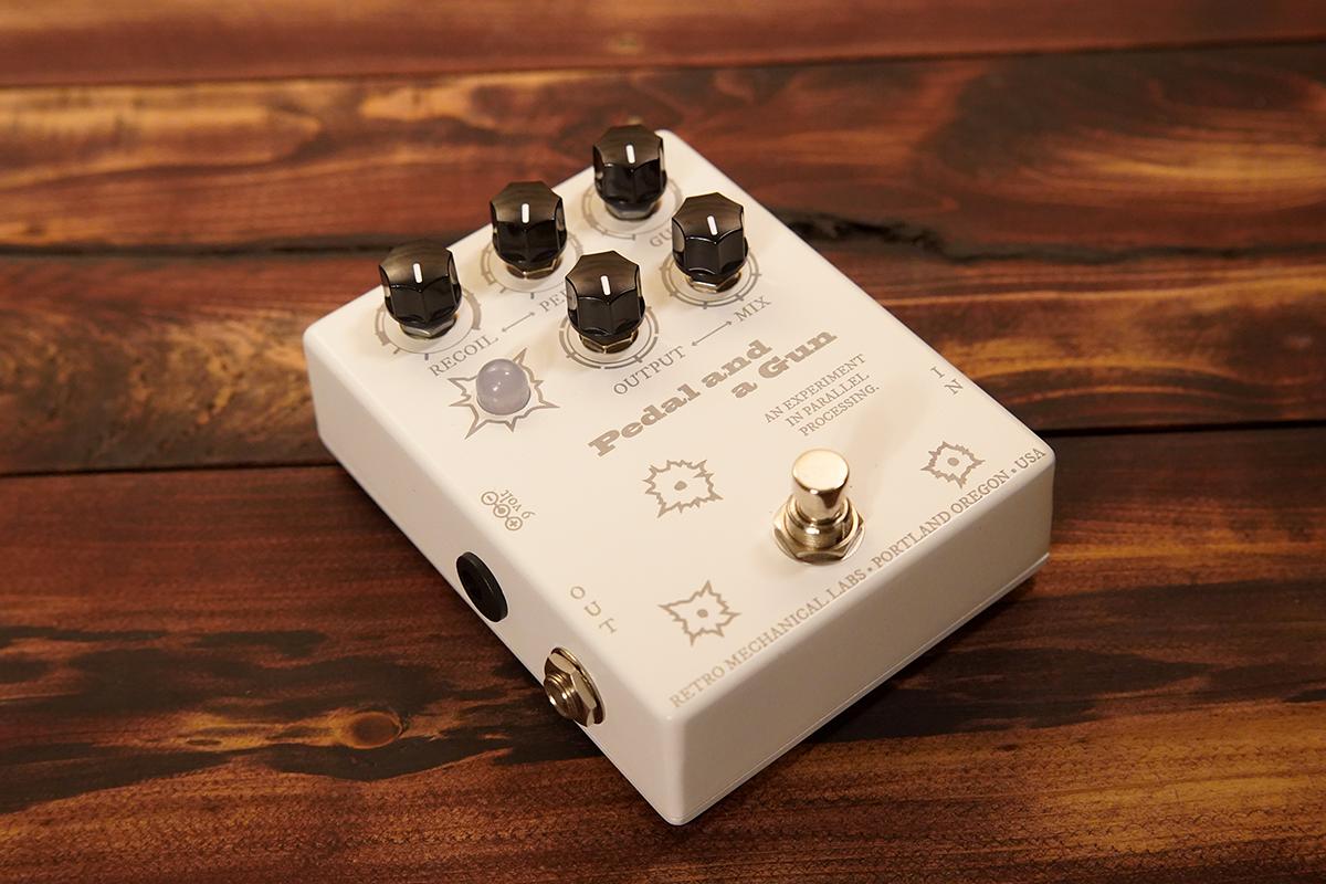 Retro Mechanical Labs Mig Fuzz Distortion guitar pedal B-Stock
